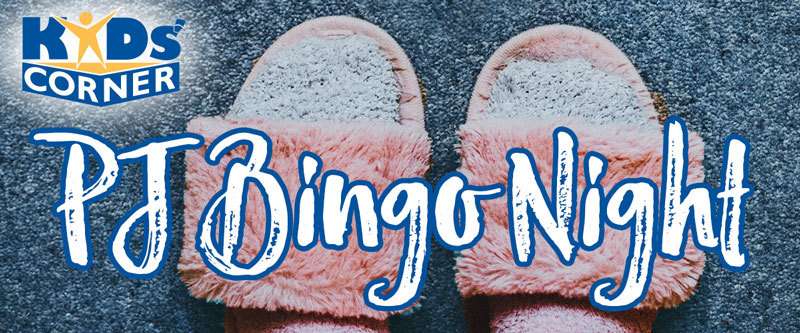 PJ Bingo Night
